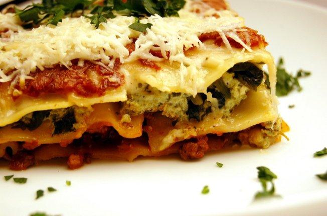 Norps Forks and Corks Lasagna