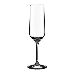 Ikea Champagne Sparkling Wine Flute Glass Stemware
